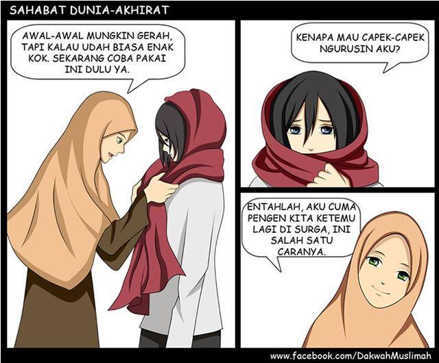kartun-komik-perempuan-muslimah-kerudung-jilbab-sahabat-dunia-akhirat.jpg (640×530)