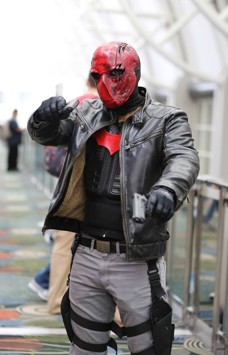 Red Hood #FanX2014