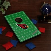 Arizona Cardinals Tabletop Football Bean Bag Toss Game