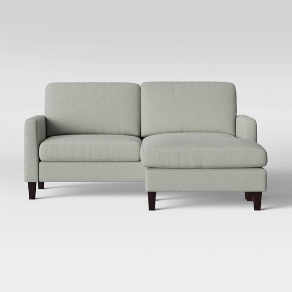 New Hampton Sofa With Adjustable Chaise Beige Threshold Target Hampton Sofa Sofa New Hampton