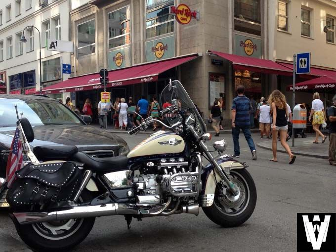 Hard Rock Café Wien #August2014
