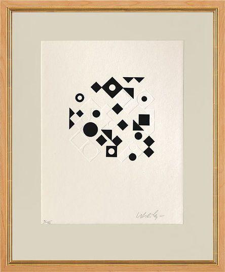 "Victor Vasarely: ""Anole"" (1984) http://www.kunsthaus-artes.de/de/776182.R1/Bild-Anole-1984/776182.R1.html#cgid=t_geometrie&start=21"