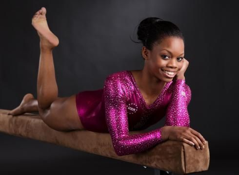 Olympic hopeful Gabby Douglas is happy to be 'Flying Squirrel ...
