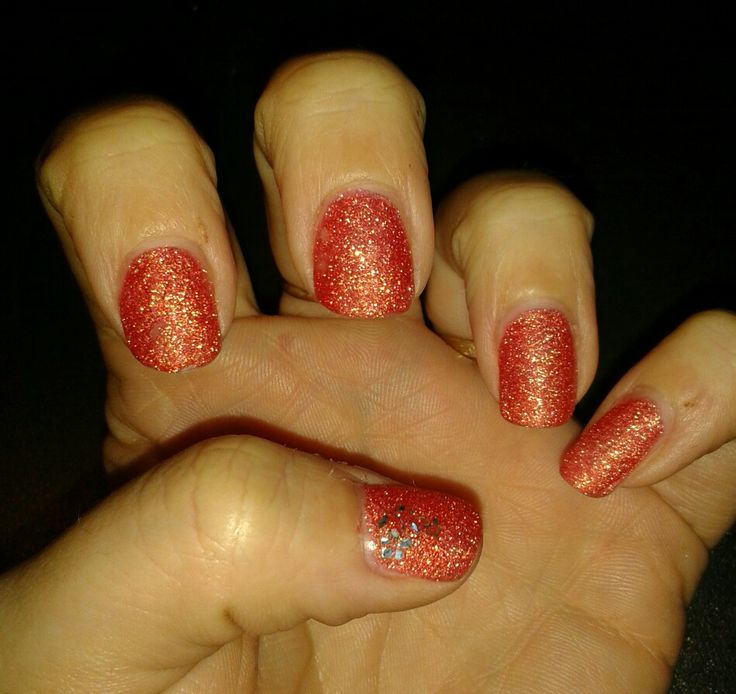 Opi Liquid Sand in the colour Jinx