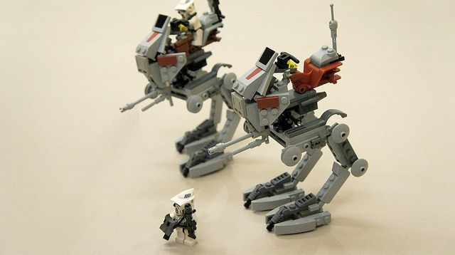 AT-RT  #flickr #LEGO #StarWars