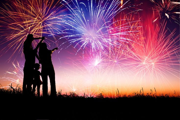 Fireworks are a staple in Fourth of July festivities—here are a few interesting facts you may not know. In the eyes of many Americans, the Fourth of July is a day for parades, barbecue and, of course, fireworks.The tradition got its start at the beginning of our nation's history after the Founding Fathers met in Philadelphia to write and sign the Declaration of Independence. A day after the Continental Congress adopted the declaration on July 4, 1776, John Adams – soon the second U.S…