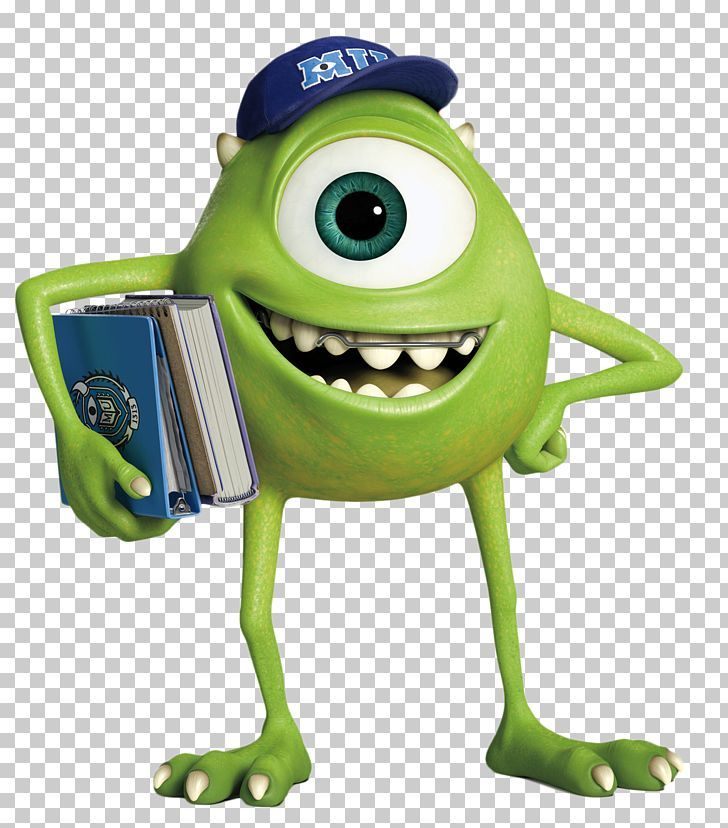 Mike Wazowski James P Sullivan Film Png Amphibian Animation Cartoon Character Dan Scanlo Mike From Monsters Inc Disney Drawing Challenge Mike And Sulley