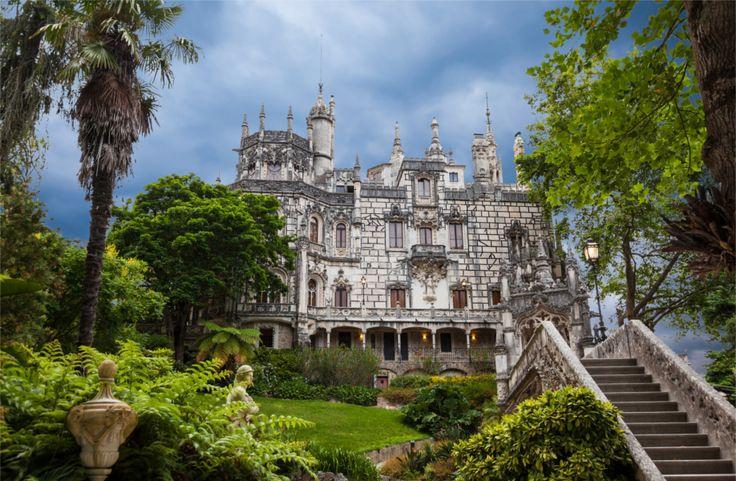 Quinta da Regaleira, em Sintra