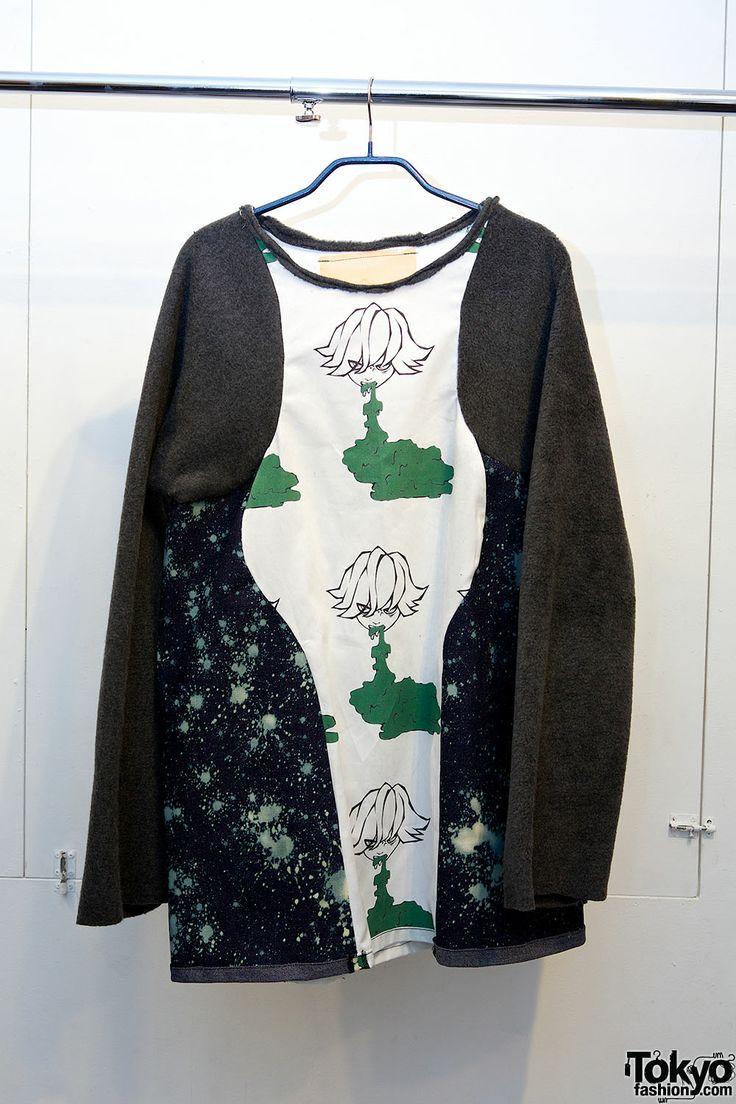 Bunka Fashion College -- Japanese avant garde fashion designer -- Hibi