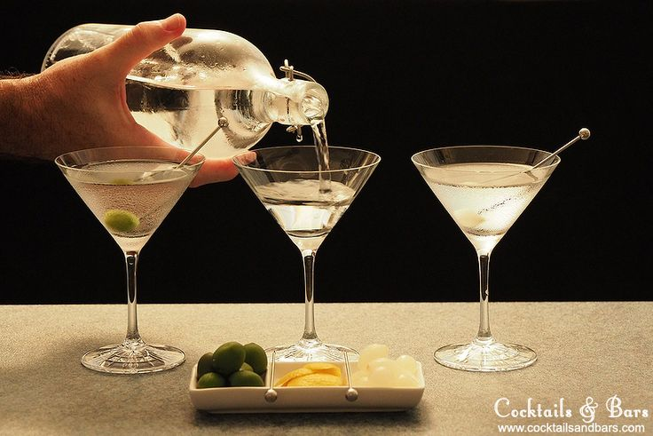 How to Batch a Martini for a Crowd
