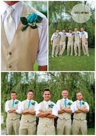 Image result for copper and teal groomsmen