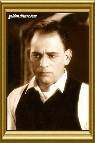 """Lon Chaney, father of Lon Chaney, Jr. son of deaf parents, known as """"The Man of a Thousand Faces"""" famous silent film actor 1883-1930"""