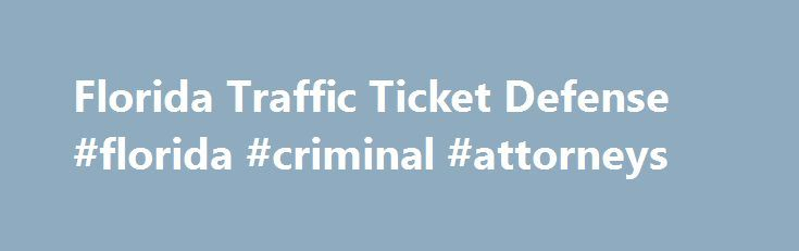 """Florida Traffic Ticket Defense #florida #criminal #attorneys http://tickets.nef2.com/florida-traffic-ticket-defense-florida-criminal-attorneys/  # Welcome to the website of Meltzer Bell, P.A. DUI Criminal Trial Lawyers, """"The Traffic Stop"""", a Florida Law Firm defending your rights in ALL traffic violation cases. Our attorneys are comprised of former prosecutors and a former lead felony public defender whom have handled thousands of cases just like yours. Let our combined over 30 years of…"""