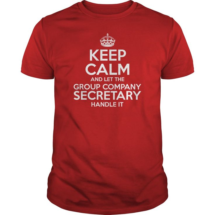Awesome Tee For Group Company Secretary T-Shirts, Hoodies. BUY IT NOW ==► https://www.sunfrog.com/LifeStyle/Awesome-Tee-For-Group-Company-Secretary-Red-Guys.html?id=41382