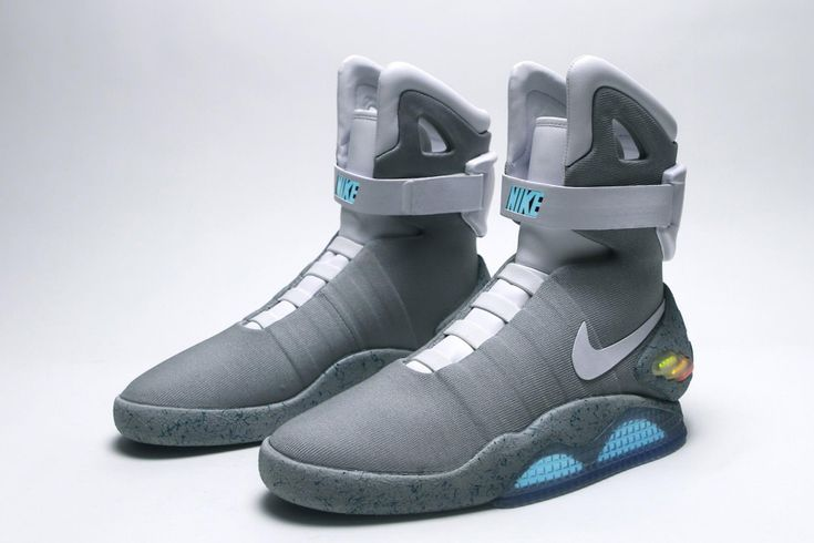 Marty McFly's Nike Air Mag with Power Laces.
