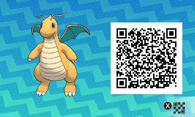 Dragonite   PLEASE FOLLOW ME FOR MORE DAILY NEWS ABOUT GAME POKÉMON SUN AND MOON. SIGA PARA MAIS NOVIDADES DIÁRIAS SOBRE O GAME POKÉMON SUN AND MOON.   Game qr code Sun and moon código qr sol e lua Pokémon Nintendo jogos 3ds games gamingposts caulofduty gaming gamer relatable Pokémon Go Pokemon XY Pokémon Oras