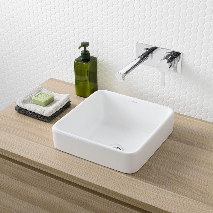 polytec - Natural Oak Ravine vanity top