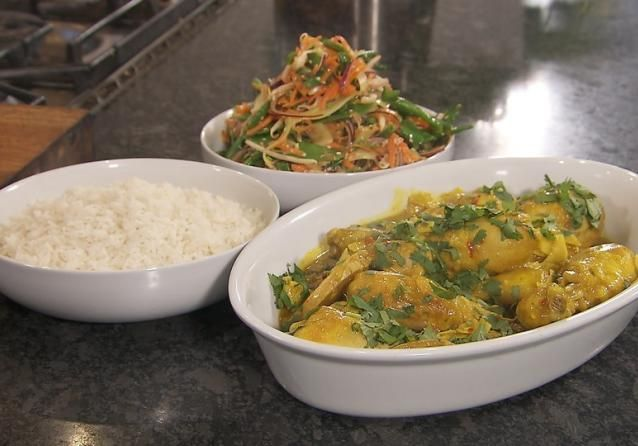 Thaise gele curry (87)