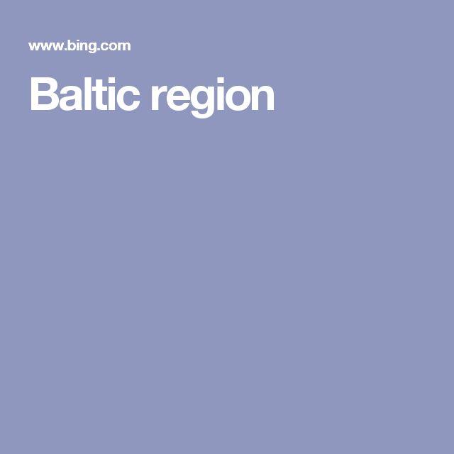 Baltic region