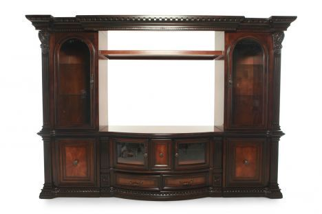FD-902/WALL - Grand Estates Wall Unit | Mathis Brothers Furniture