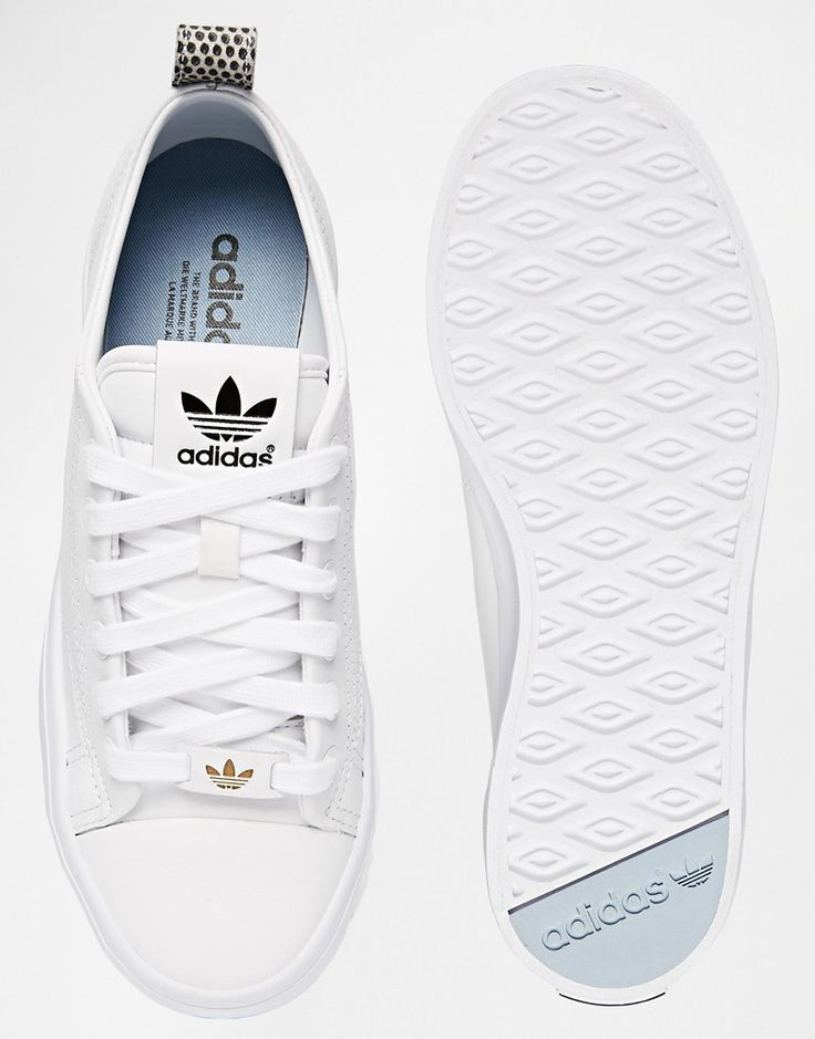 Image 3 - Adidas Originals - Honey 2.0 - Baskets - Blanc