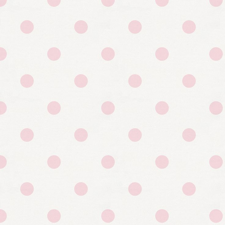 Change Pad Cover in and White and Pink Polka Dot by Carousel Designs.