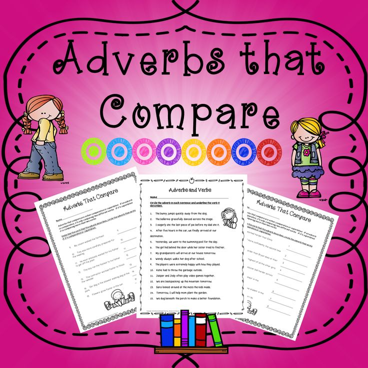 No Prep Adverbs that Compare from Teaching Abroad and