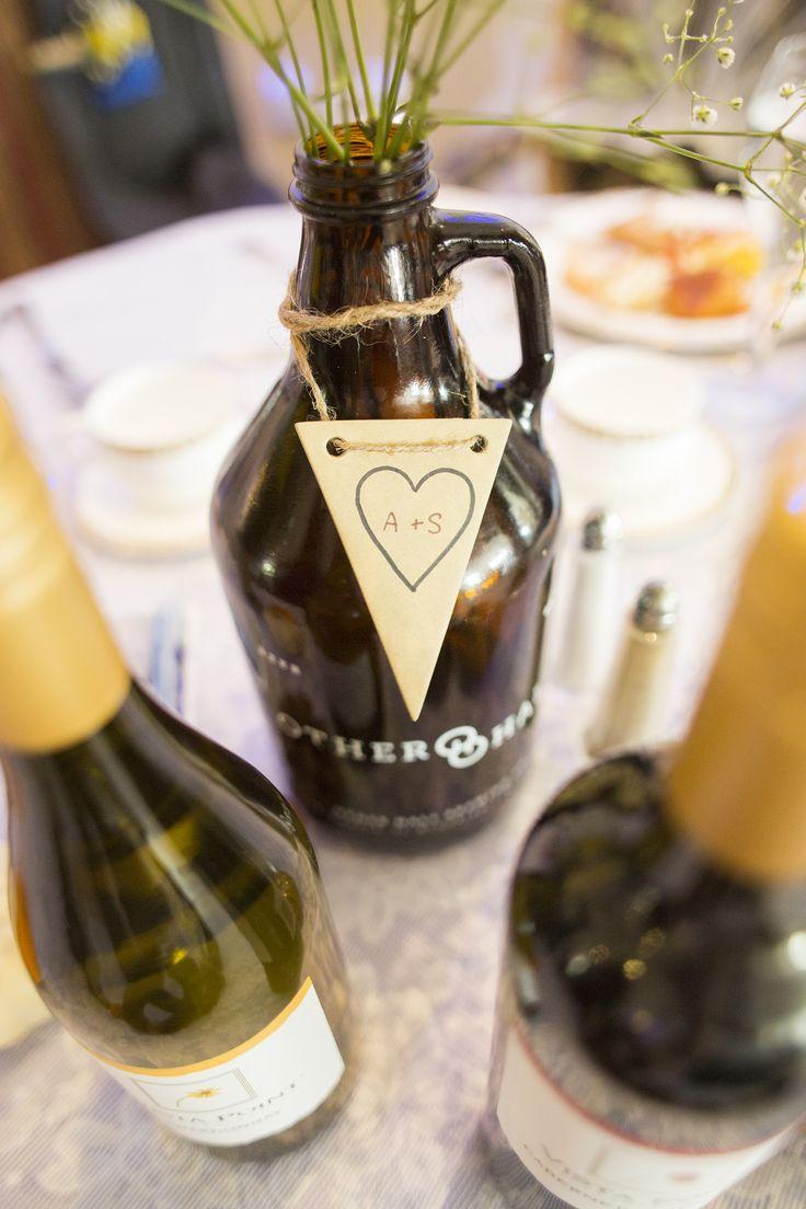 25 Best Ideas About Beer Centerpieces On Pinterest Wine Bottle Centerpieces Bottle