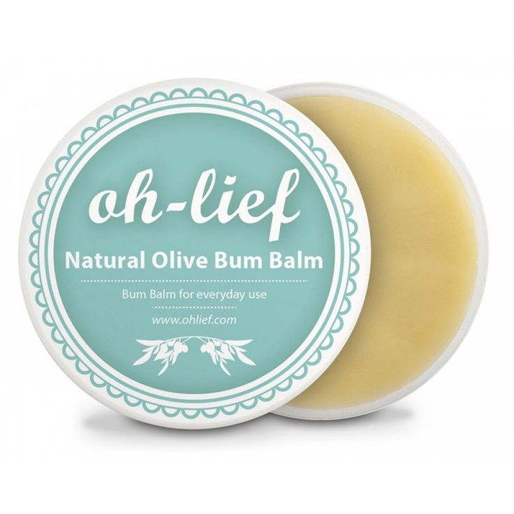 Natural Olive Bum Balm - Cosmetics - Baby Belle