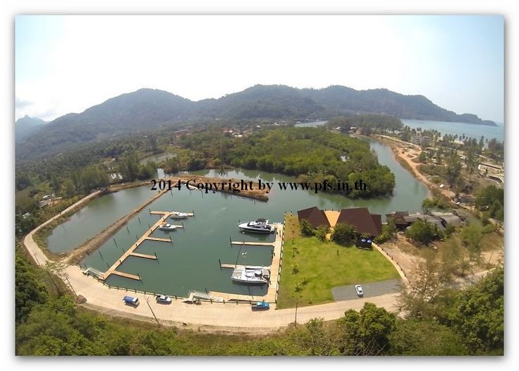 Koh Chang, Siam Royal View Marina