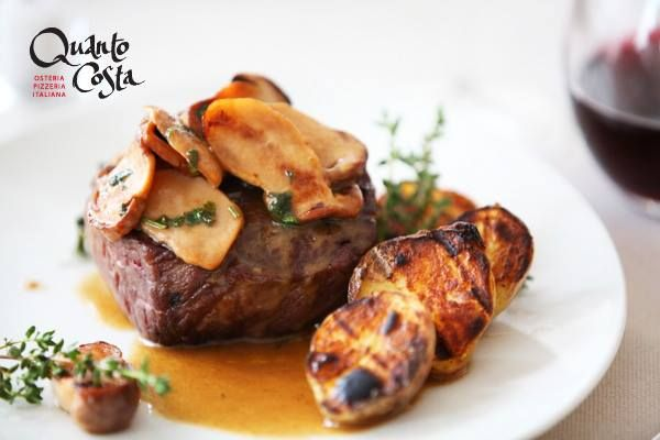 Как насчет обеда Quanto Costa (Кванто Коста)? Вкуснейшая итальянская кухня, с аппетитной обеденной скидкой 25% на все меню, с 12:00 до 15:00, каждый будний день. http://restorania.com/company/quanto-costa-kvanto-kosta-47341/