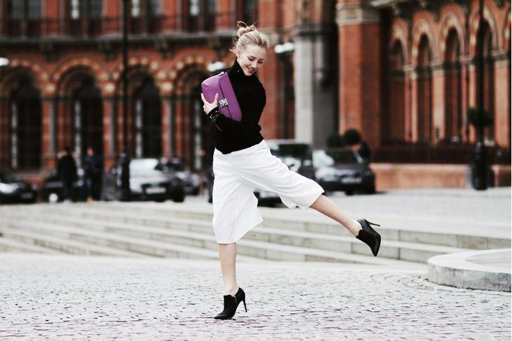 Bag at You - Framboise Fashion - London Fashion Week - Folli Follie clutch