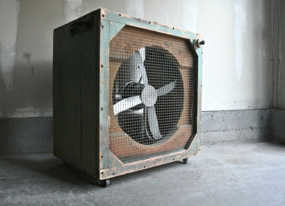 Industrial Box Fan : Best images about comp items and staging ideas on