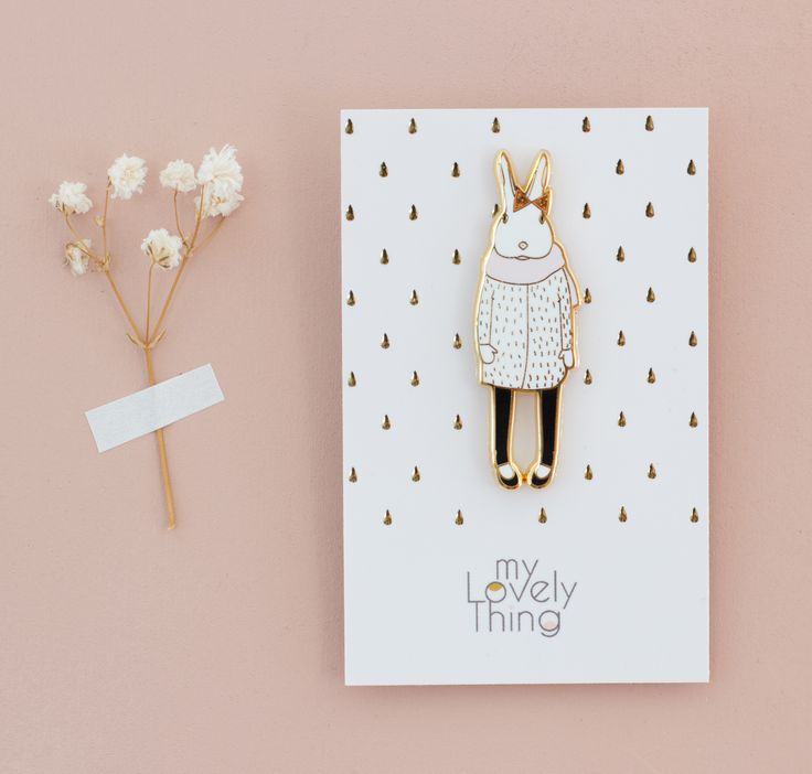 PIn's Joséphine création My Lovely Thing