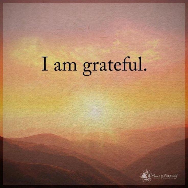 I Am Grateful Quotes 17 Best images about L...