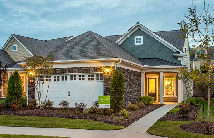 active adult home builders