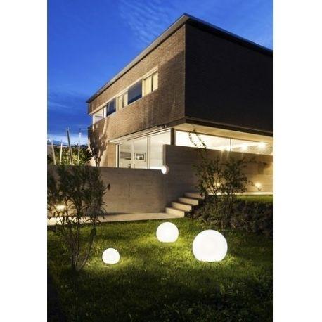 Lampa ogrodowa Globus 60
