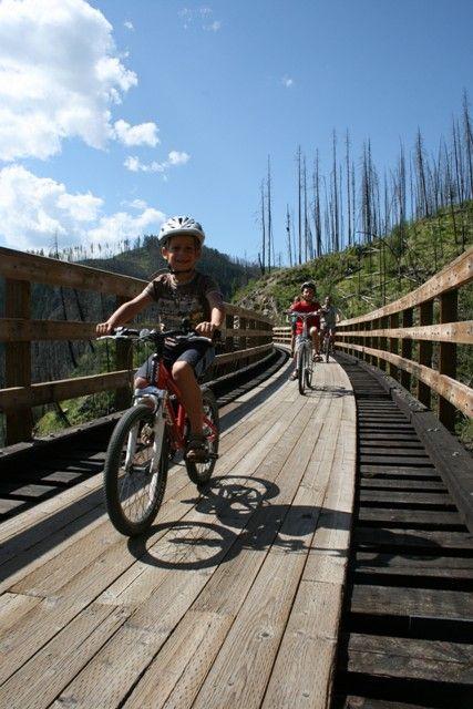 Myra Canyon Trestles | Kelowna, BC