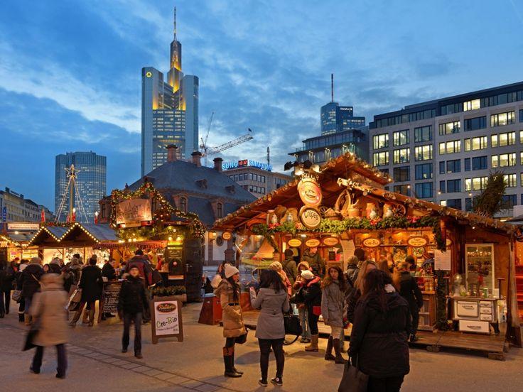 Weihnachtsmarkt Frankfurt am Main