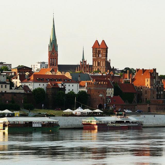 Old Town in Toruń