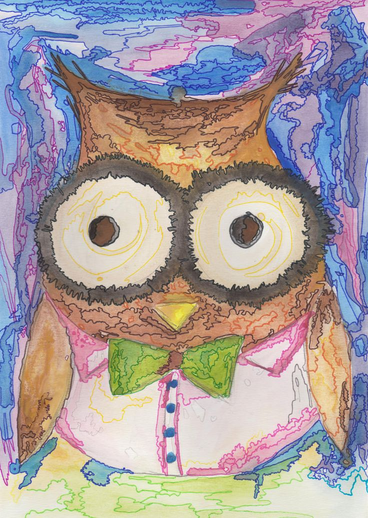 Owl for LilyBang by martystka