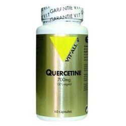 #Quercetine de #VITALL+ idéal pour les allergies car puissant anti-histaminique naturel...les pics d'#allergie c'est en ce moment !