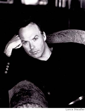 Michael Keaton.  Permission to use interview spot from OOP DVD.