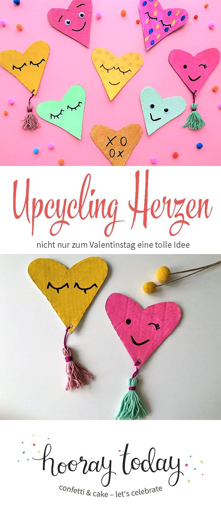 Eine tolle und einfache Idee für alle Valentinstag-Fans und DIY- Liebhaber!