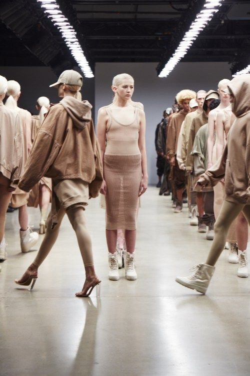 Kanye West's Yeezy Season 2 Fashion Show Event Recap