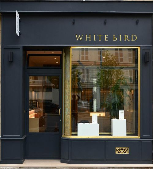 White Bird Paris