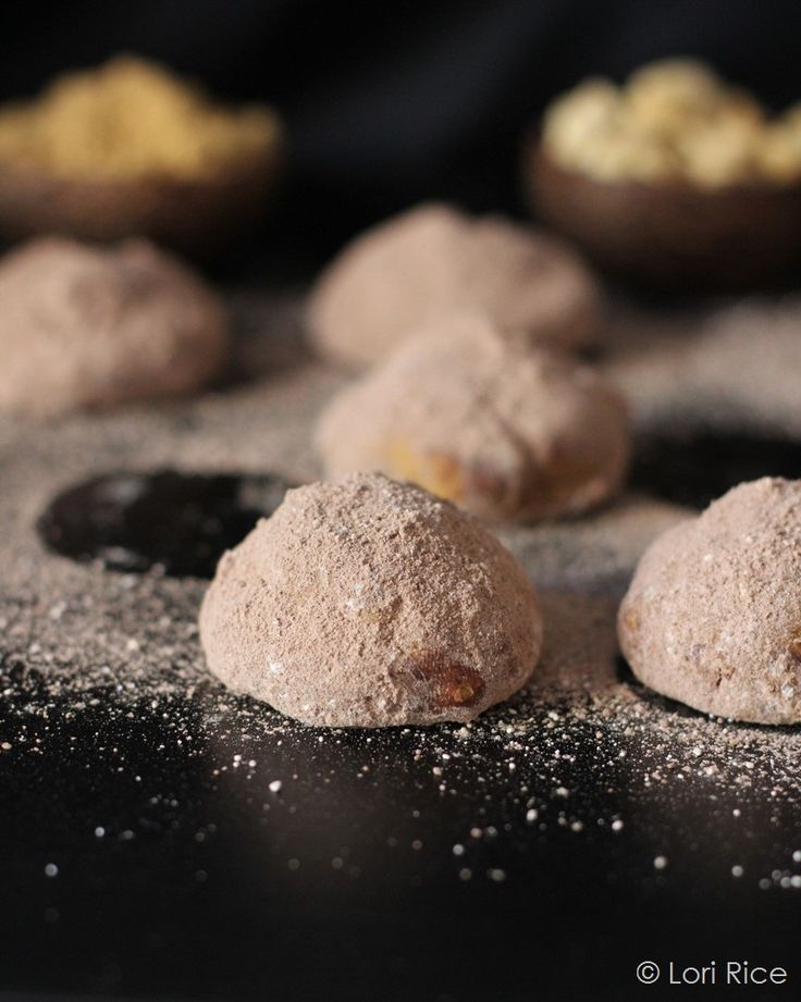 Fake Food Free: Peanut Tea Cookies Recipe and a Weekend with The Peanut Institute