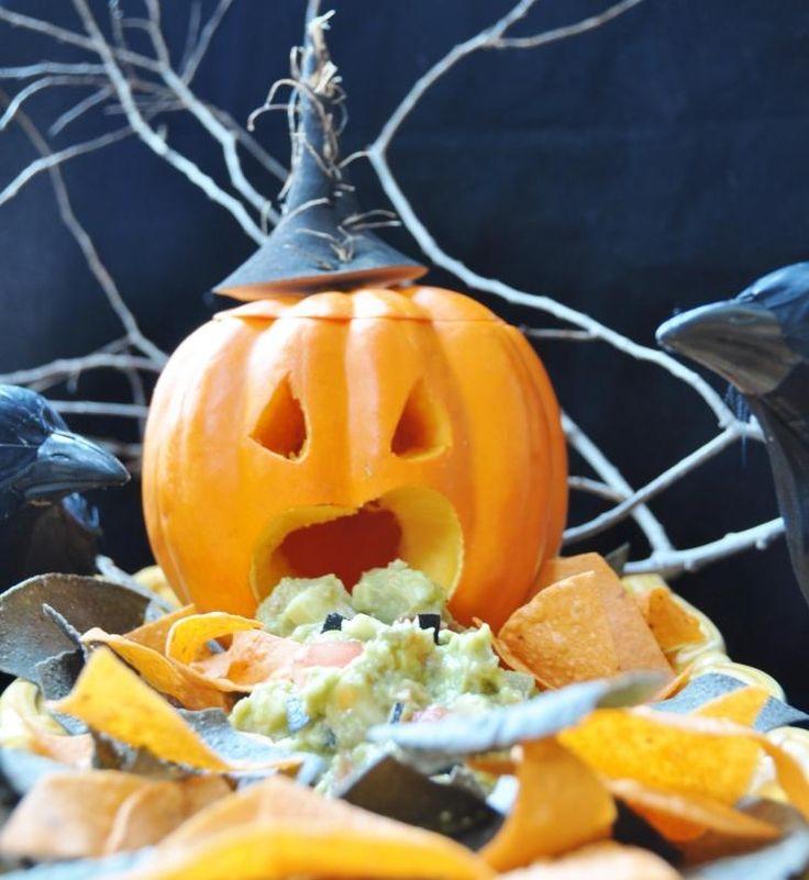 Halloween faciles et idées de présentation originale- citrouille ...