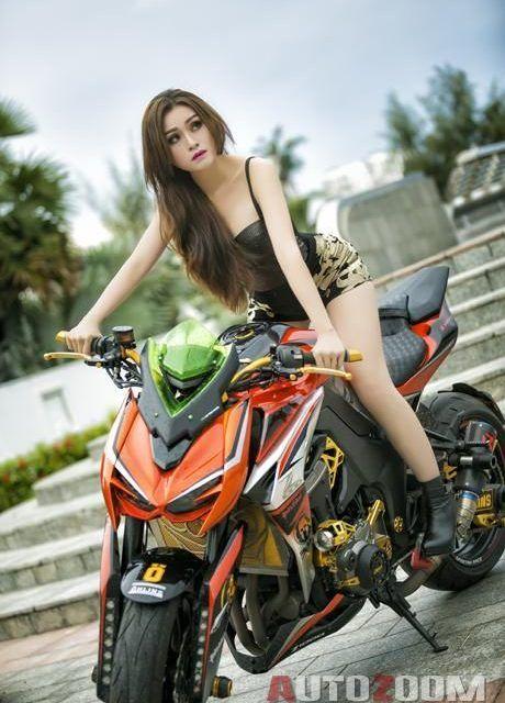 GIRLS AND MOTORCYCLES! ESCOLHA QUAL É A SUA MÁQUINA PREFERIDA!