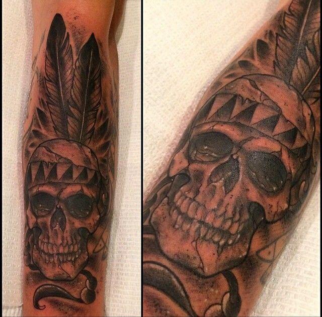 Kian Lawley's tattoo